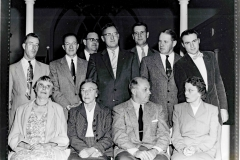 Parish House Building Committee, 1954