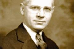 Rev. M.E.N. Lindsay Portrait