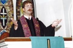 Pastor Jared Rardin