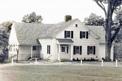 Parish House Dedication, 1960