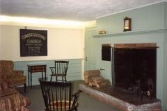 Parish House, Jesse Gate's Parlor