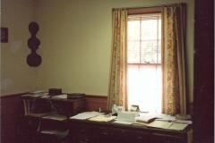 Parish House, Pastor's Study