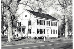 Former William Ward House Parsonage