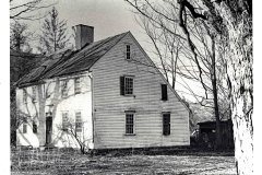 Early Parsonage Saltbox