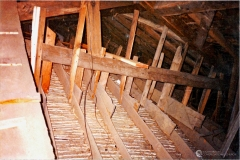Structural Repairs to Church Attic