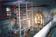 Church Sanctuary Painting