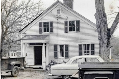 Parish House Pre-Renovation, 1956