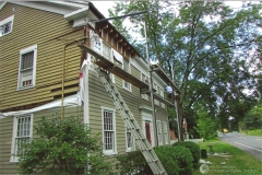 Parsonage Re-Siding