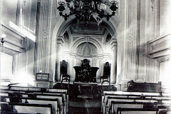 Interior of SBCC