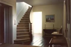 Church Interior, Narthex & Balcony Stairway