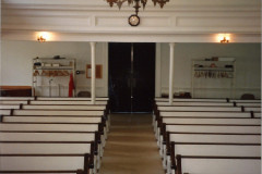 Sanctuary View from Pulpit