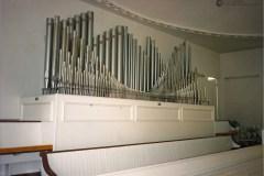 Schantz Pipe Organ in Sanctuary
