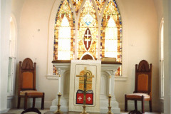 Sanctuary Pulpit