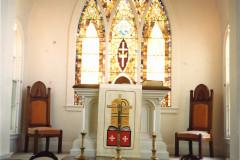 Sanctuary Pulpit