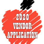 Vendor Booth Applications for the Apple Festival September 26, 2020 are here